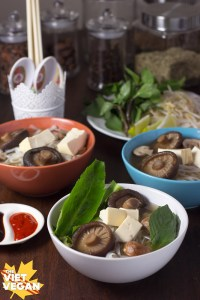 Homemade Vegan Vietnamese Pho – The Viet Vegan