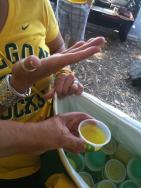 Jello shot!