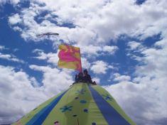 Cool tent