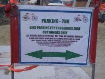 Bike Parkin