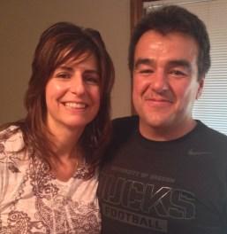 Lori and Kyle