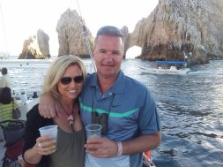 Chelle and Rick, los Arcos