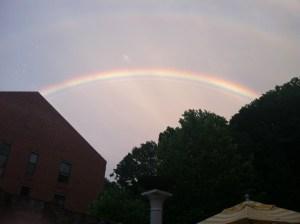 A Six Months Ago Rainbow
