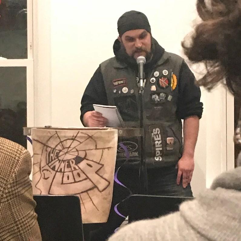Dave K at Inner Loop Reading.