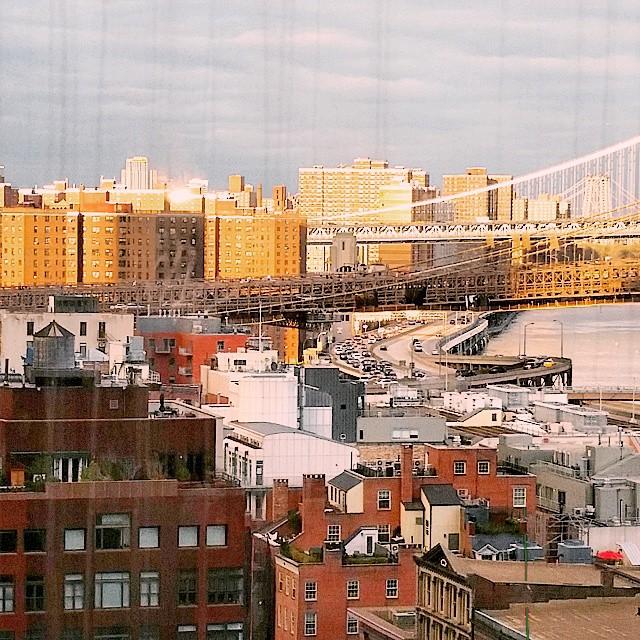 View from180 Water Street #nyc #newyork #downtown #financialdistrict