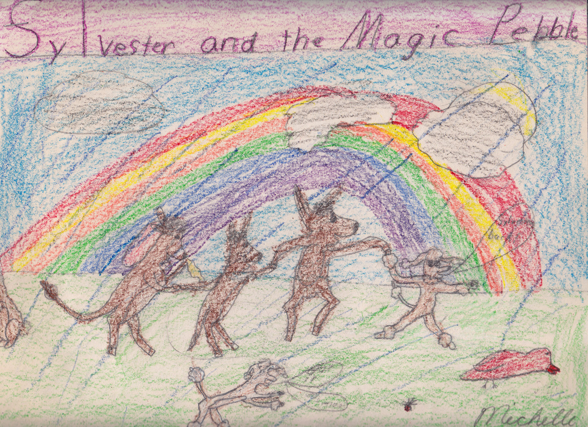 Sylvester And The Magic Pebble By Michelle Kondrich Age