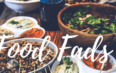 Food fads, revisited