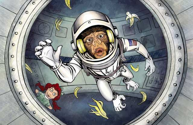 I Am Not an Animal: The Reluctant Astronaut