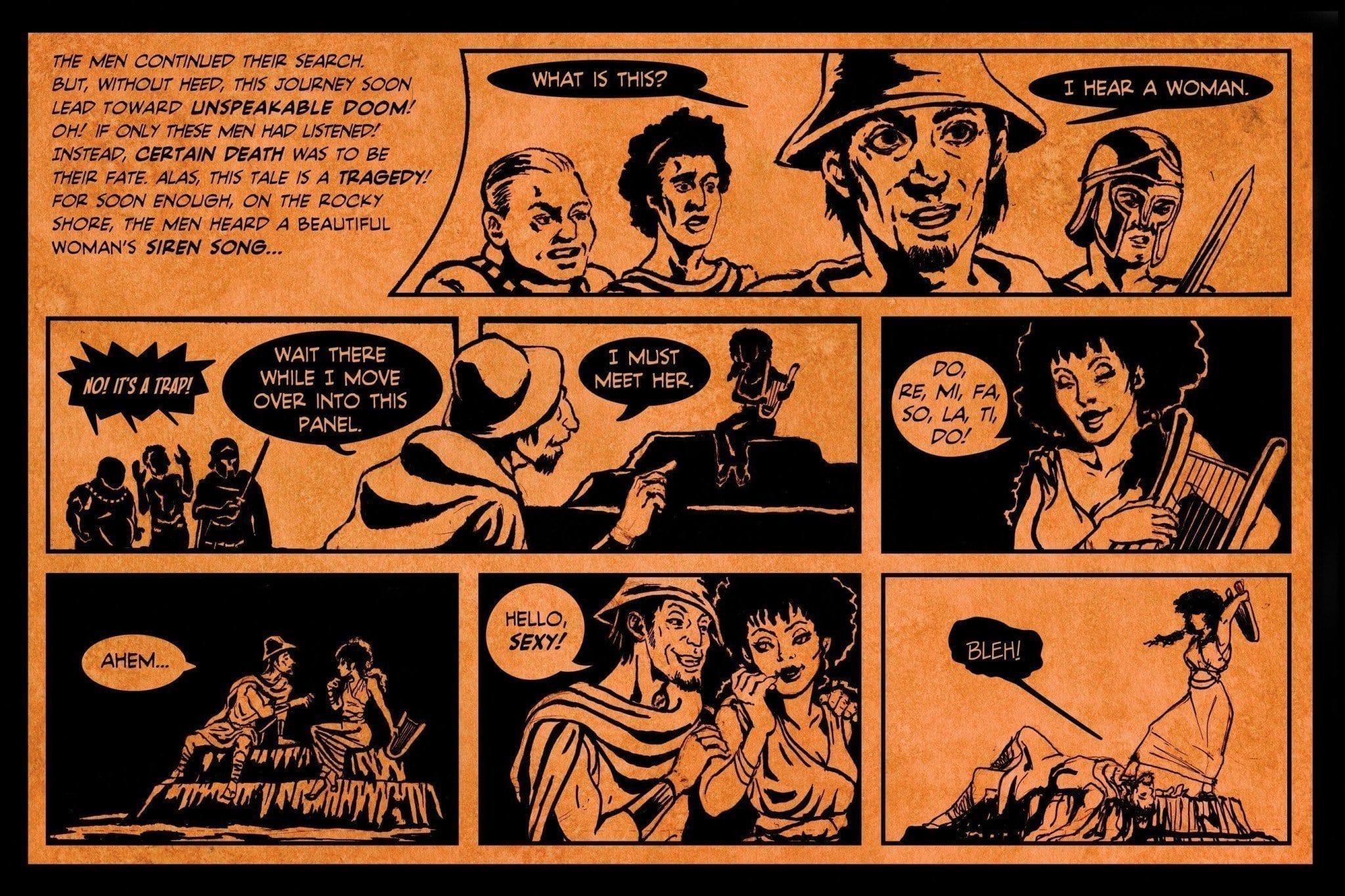 A Greek Tragedy Page 4