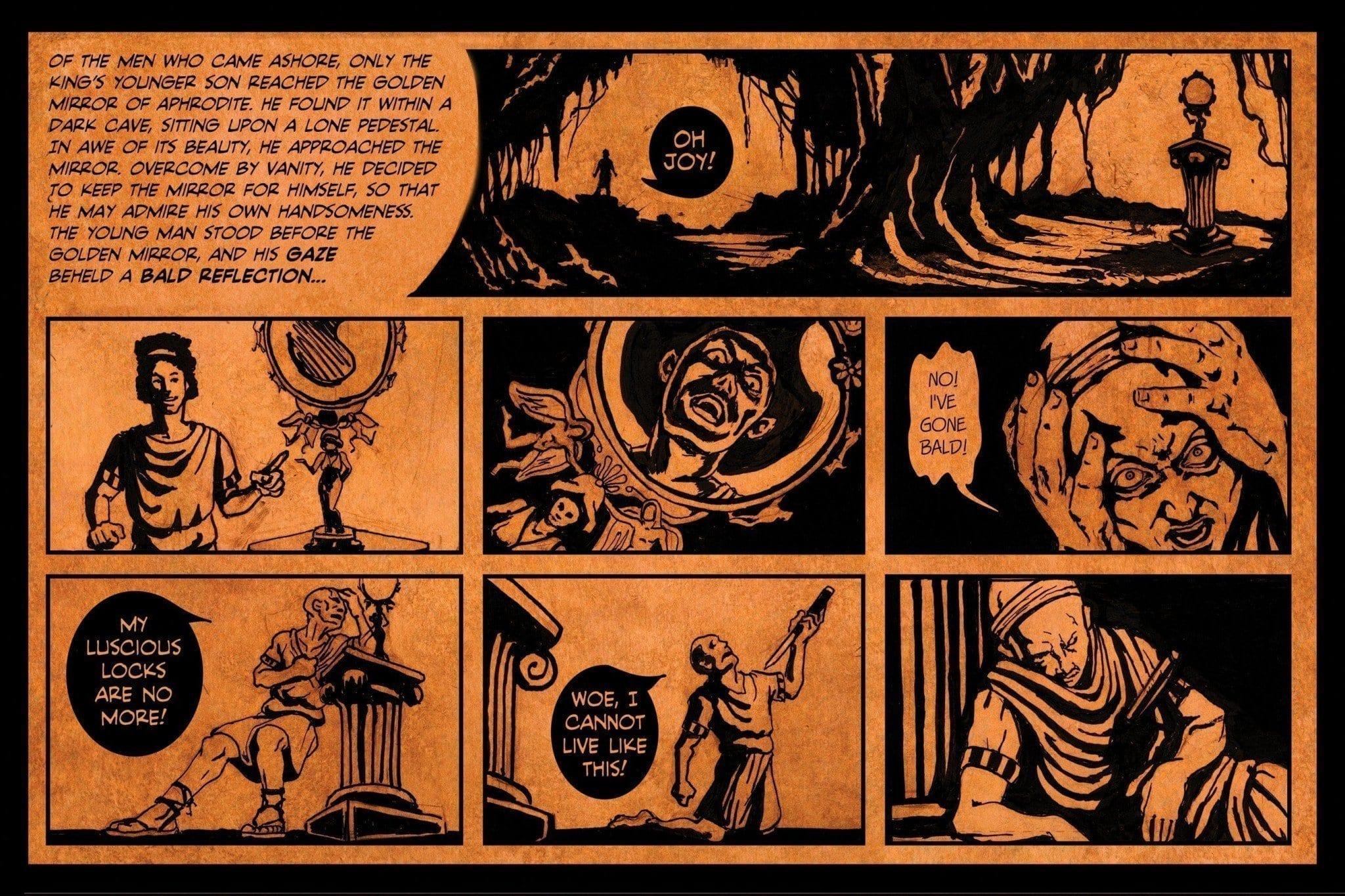 A Greek Tragedy Page 7
