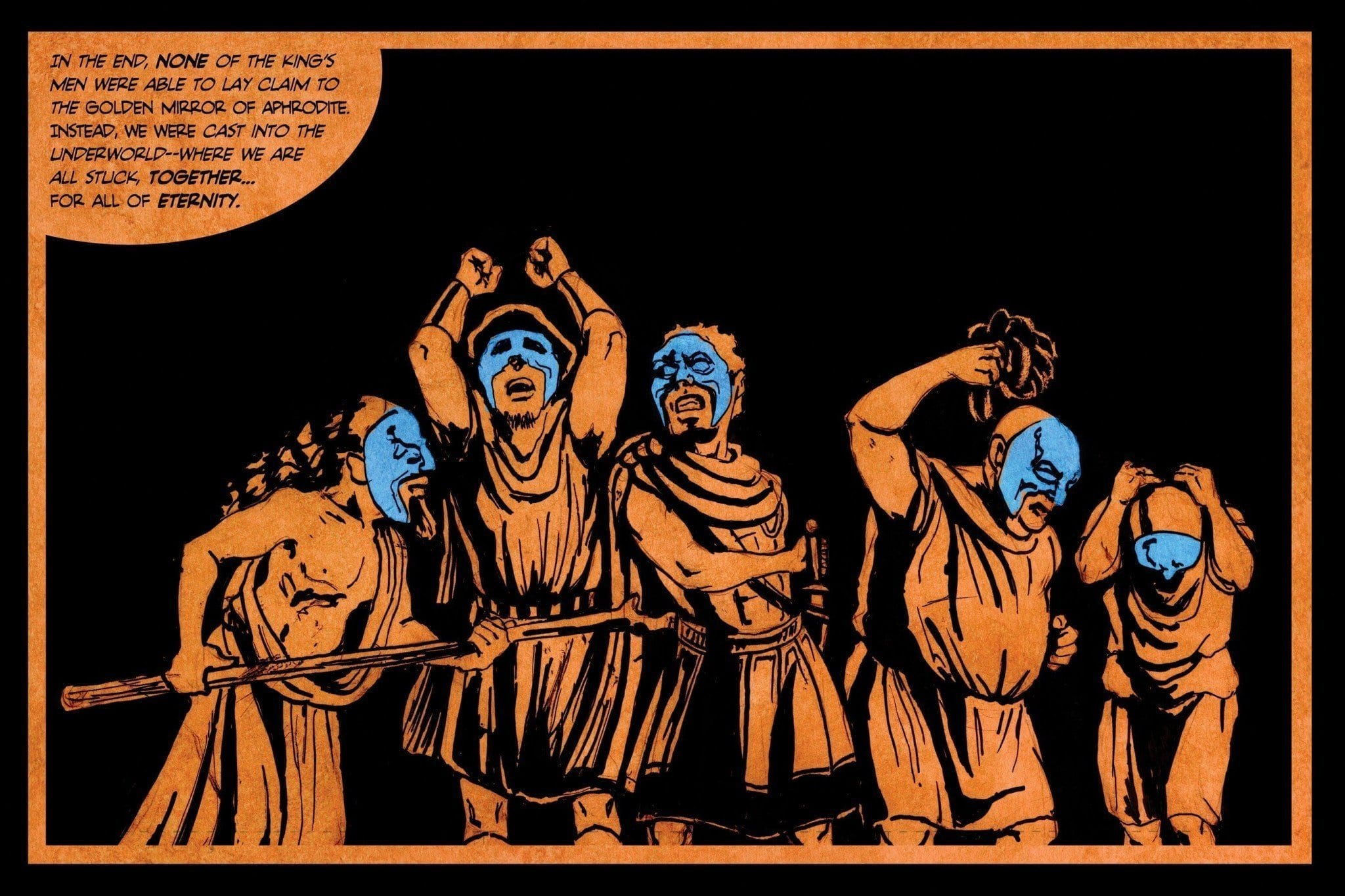 A Greek Tragedy Page 8