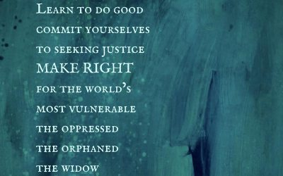 Learn To Do Good
