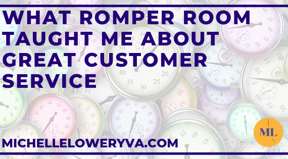 What Romper Room Taught Me About Great Customer Service