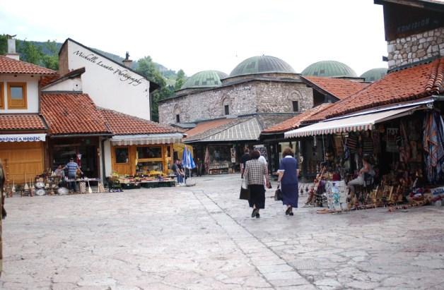 The little village of Medjugorje.