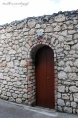 Mikveh entrance
