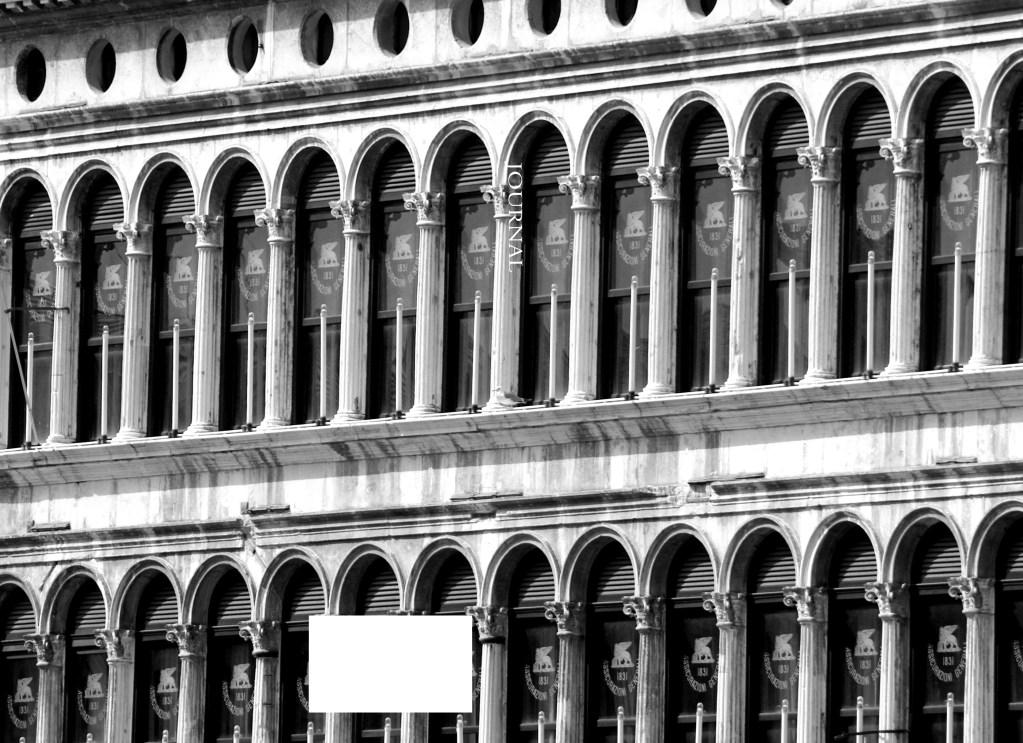 Architecture St. Mark's Square, Venice