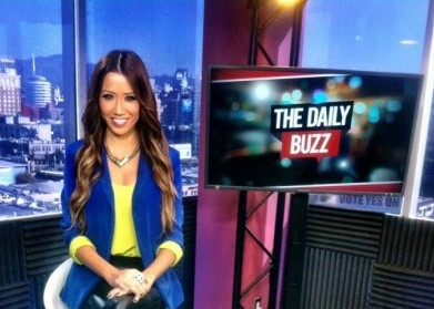 #MMSteez - The Daily Buzz: Jacket & Blouse: Naven | Pants: Hale Bob | Necklace: AMI | Ring: Lia Sophia