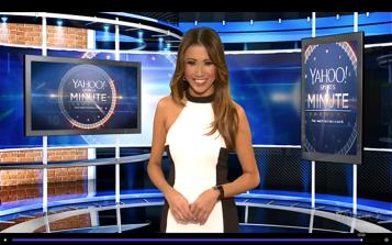 #MMSteez - Yahoo! Sports Minute: Dress: Line and Dot