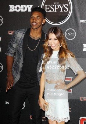 ESPN Body Issue w/co-host, Nick Young