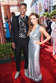 ESPYs w/ co-host, Nick Young