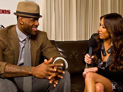 Athlete Interviews