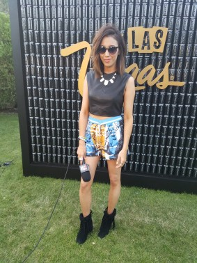 #MMSteez - top: maja | shorts: clover | boots: boohoo | necklace: house of harlow |