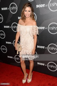 at the BODY at ESPYS Event on July 12th at Avalon Hollywood.