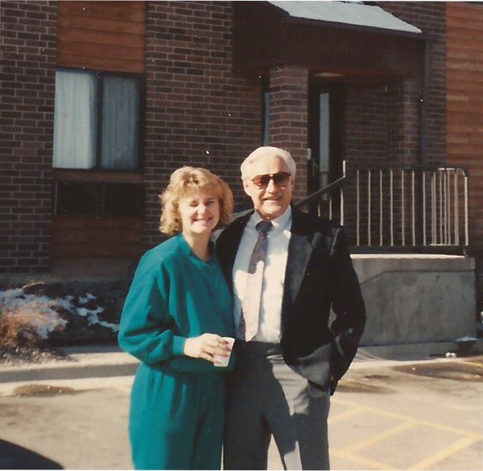 Me & Pa in Colorado