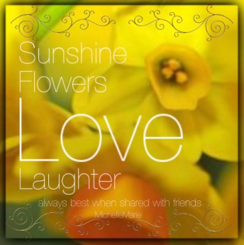 sunshineflowerslovelaughter