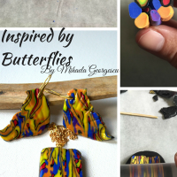 ONE TUTORIAL A DAY FOR 31 DAYS – DAY 30 OF MY JOURNEY – INSPIRED BY BUTTERFLIES