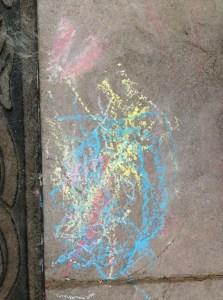 Summer Sidewalk Chalk