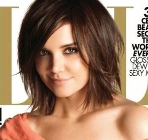 Katie Holmes Hair Cut