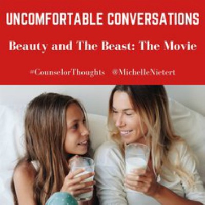 Uncomfortable Conversations: Beauty and The Beast (The Movie)