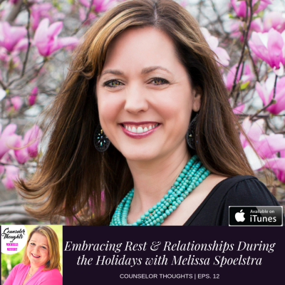 Embracing Rest and Relationships During the Holidays