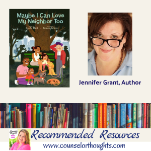 Teaching Our Children To Love Their Neighbors with Jennifer Grant