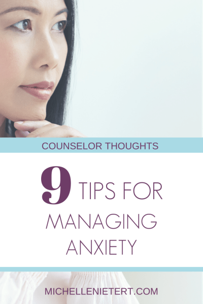 9 Tips For Coping With Anxiety Attacks