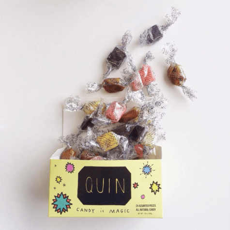 Holiday Candy Box! photo from @quincandy