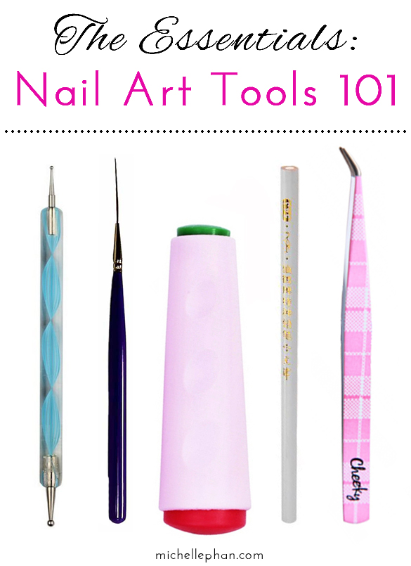 Essential Nail Art Tools