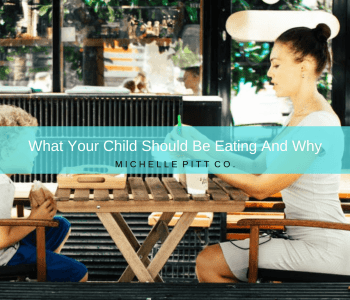 What your child should be eating