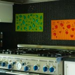 Custom Backsplash Panels