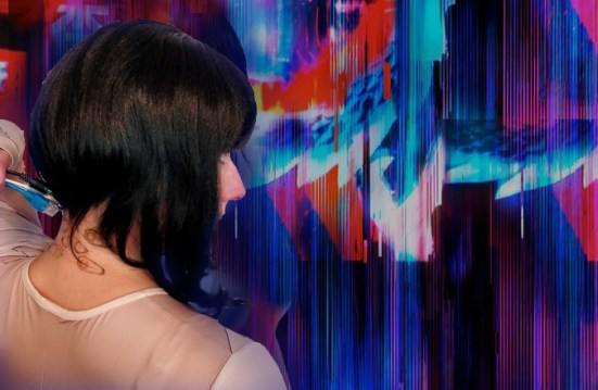 Michelle Prosek - Ghost In the Shell 2018