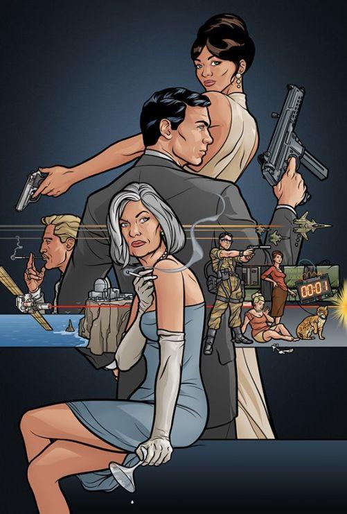 Bond-Archer-Poster