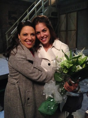 Kathleen Gati and Kelly Thiebaud (GH)