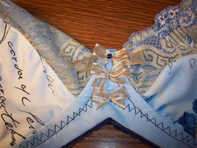 three bows