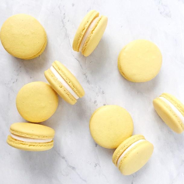 Lemon Macaron Filling Recipe