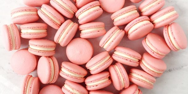 french macarons recipe step by step