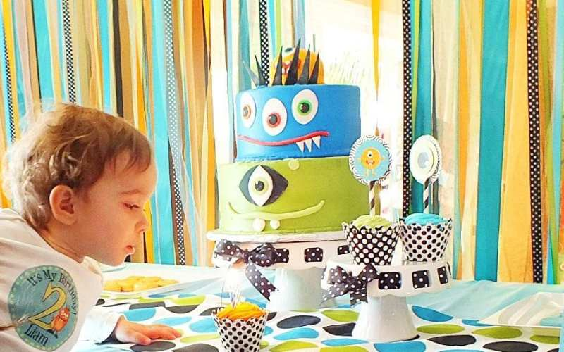 Monster Bash for a Special Lil' Monster | Monster Party Ideas