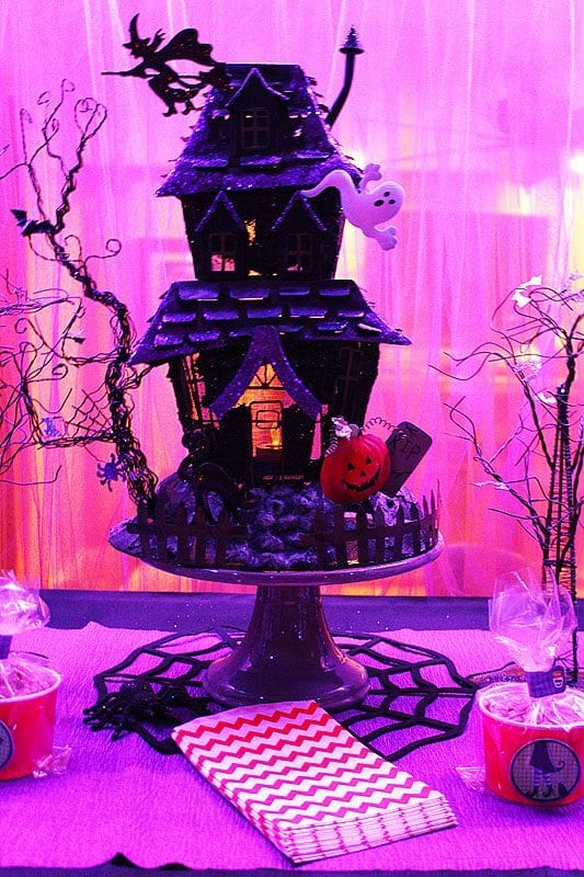 House Of Spooks Halloween Party Michelle S Party Plan It