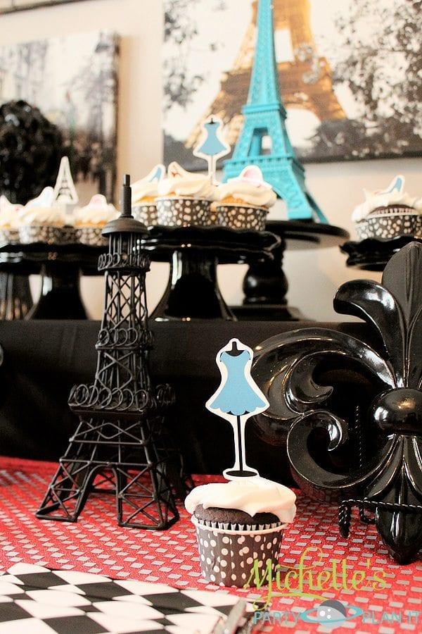 """A Day in Paris"" Desserts"