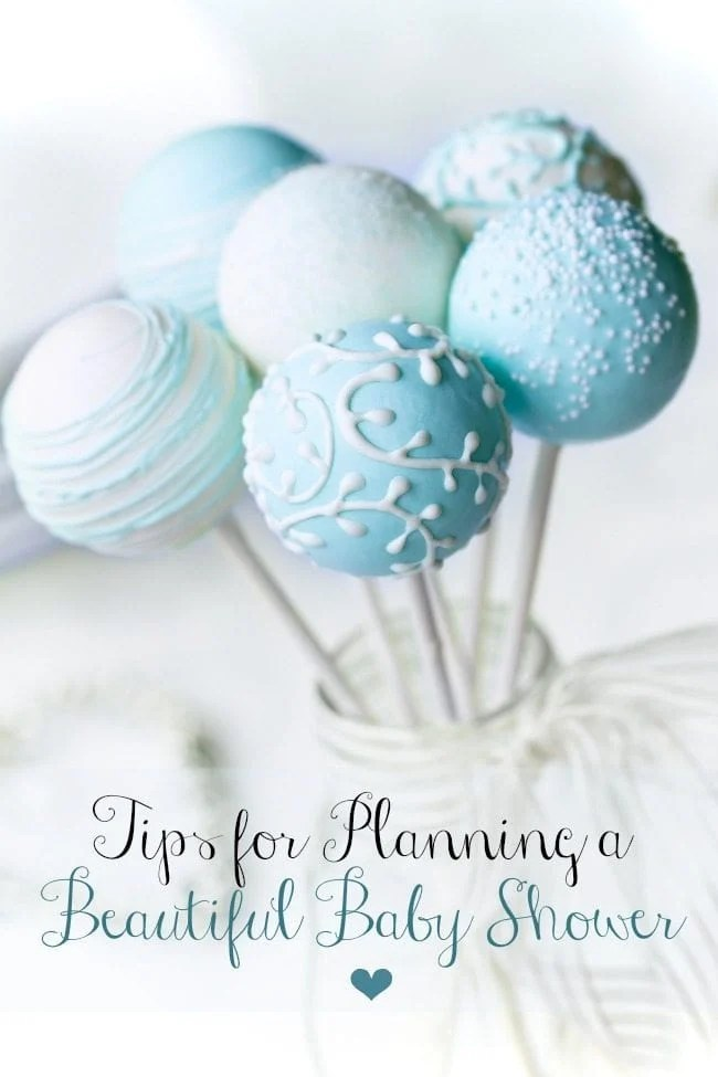 Party Planning Tips for a Baby Shower